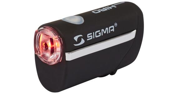 SIGMA SPORT Hiro LED Baglygte grå/sort